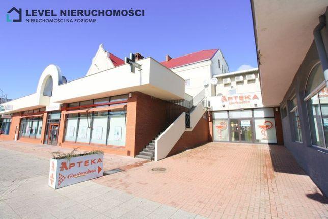 Lokal handlowo - usługowy w samym centrum Elbląga !!!