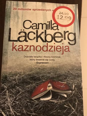 Kanodzieja Camilla Läckberg