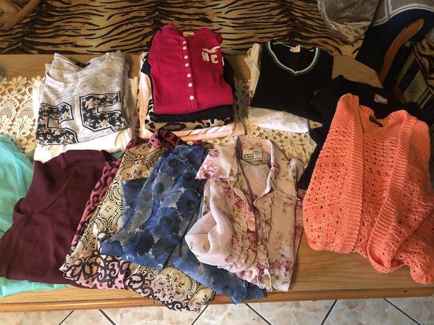 Paka ubrań damskich