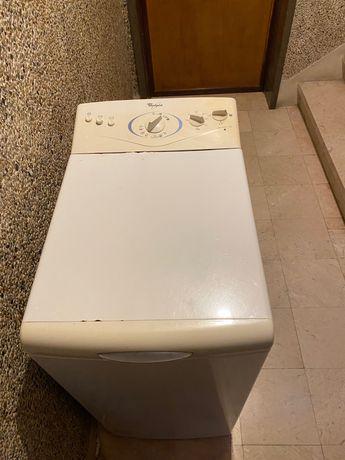 Máquina lavar roupa - Abertura Superior
