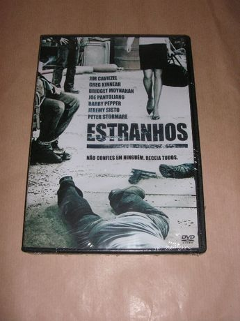 DVD Estranhos (Novo)