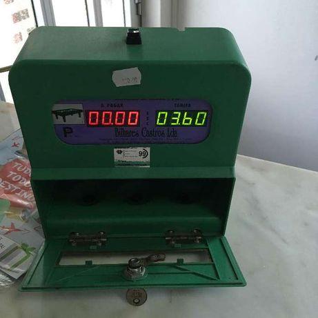Relógio para Bilhar / Snooker Jacinto e Martins