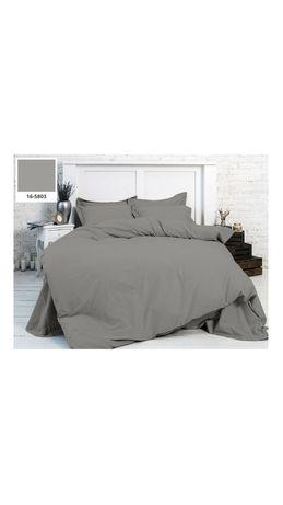 Наволочка на подушку из хлопка 70х70 серая новая Икеа Ikea