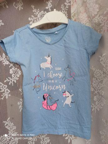 Niebieski T-Shirt 104, Cool Club