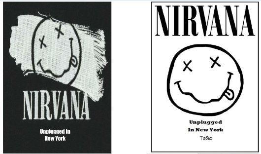 Nirvana концерт в Нью-Йорку (Табы ,Ноты)