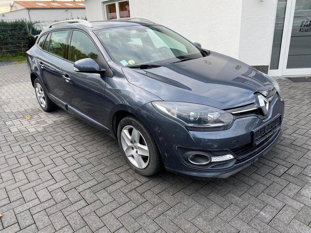 Renault Megane 2016 Limited
