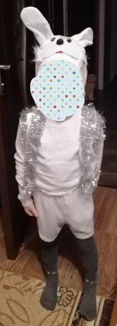 Новорічний костюм зайчик