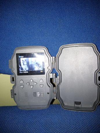 Kamera leśna na podczerwień.