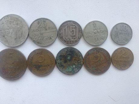 Продам монеты СССР .