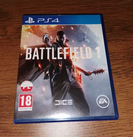 Battlefield 1 na PS4