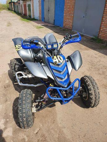 Yamaha YFM Raptor 660 2005 660 бензин квадроцикл