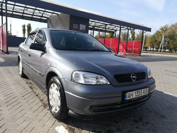 Opel Astra G 2007г.в.