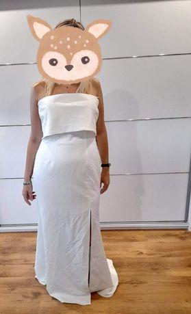 Cudna suknia ślubna rozmiar Xl