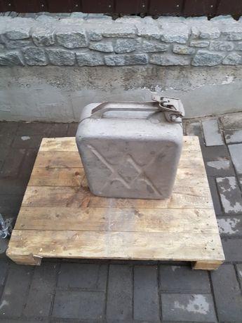 Канистра 20 литров алюминий