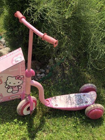 Hulajnoga Hello Kitty