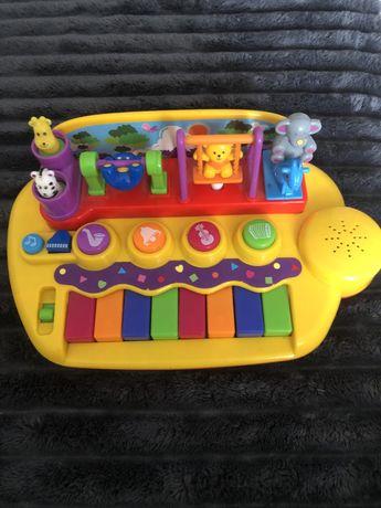 Музикальна іграшка для дрібноі моторики