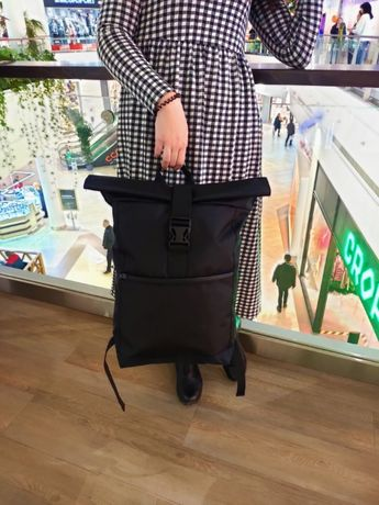 Рюкзак Roll Top / Рюкзак чоловічий - жіночий /подарунок / не дитячий