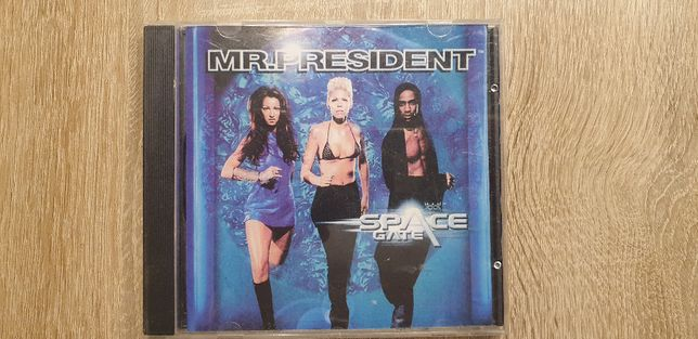 MR. President_Space Gate_Płyta CD