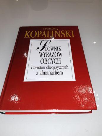 Słownik wyrazów obcych i zwrotów obcojęzycznych W.Kopaliński