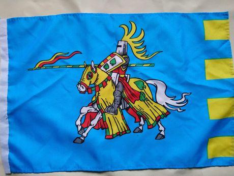 Дитячий рицарський прапор