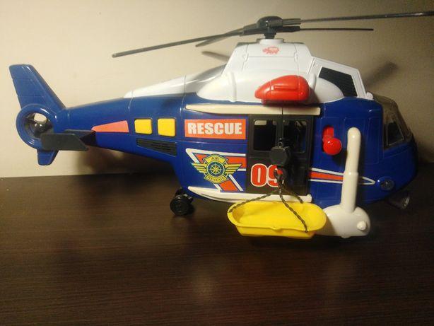 Helikopter ratunkowy Dicky Toys _ Strażak Sam
