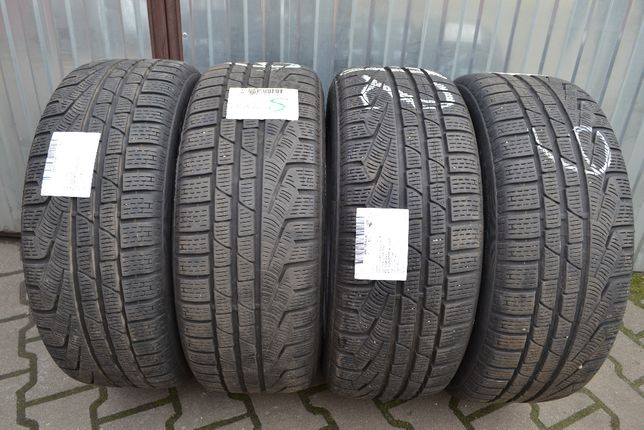 Opony Zimowe 225/50R17 94H Pirelli Sottozero 2 RFT x4szt. nr. 1512