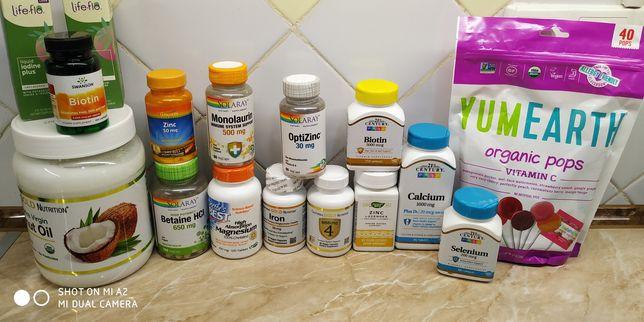 Продам витамины с сайта IHerb