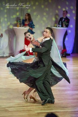 Nauka pierwszego tańca