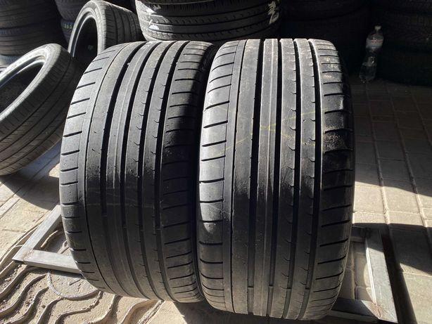 лето 265/30/R21 6.5мм Dunlop Sport MAXX GT 2шт резина шины