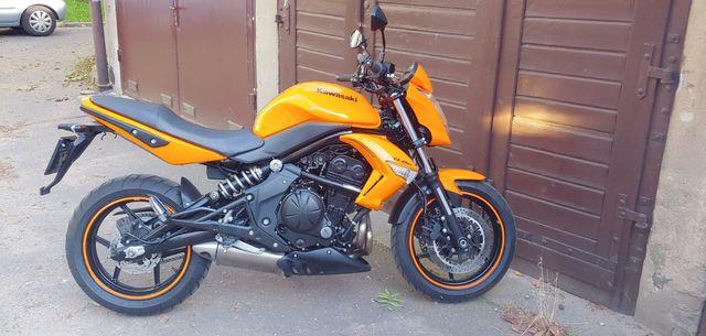 Kawasaki er6n 2011r