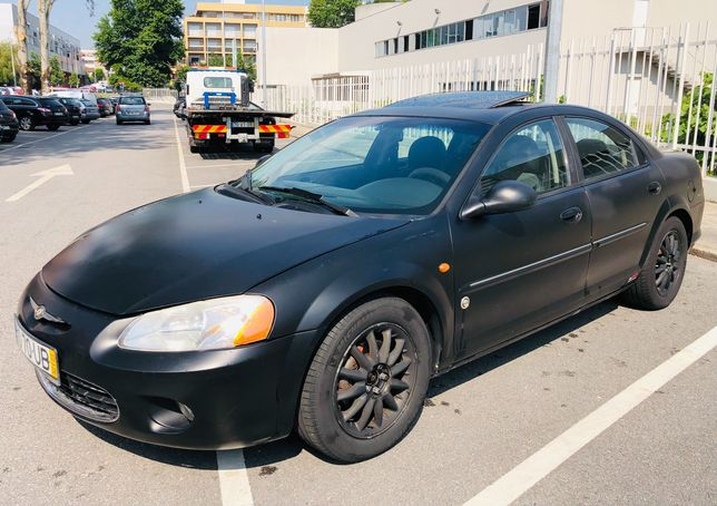 Chrysler sebring a gpl full extras aceito troca