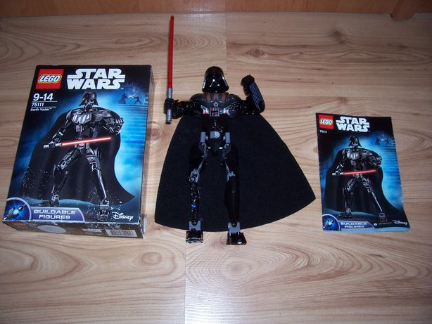 lord vader lego 75111