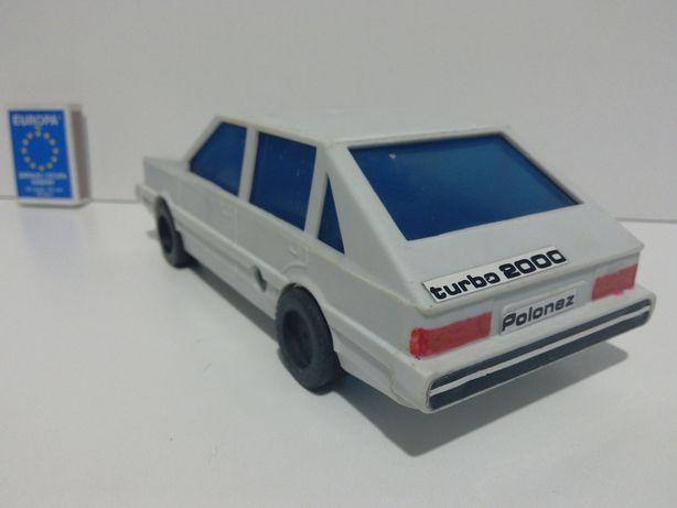 Polonez Turbo 2000 stara zabawka PRL 1:24 stare zabawki 1/24 RUCH czz