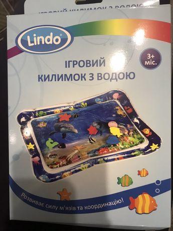Игровой коврик с водой