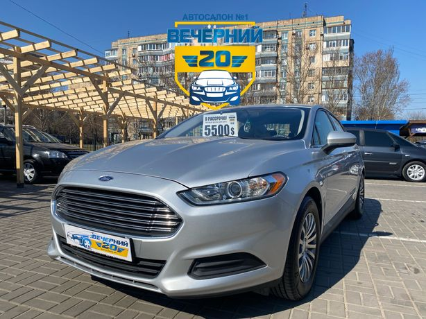 Ford Fusion рассрочка