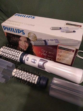Фен-щетка PHILIPS HP8665/100