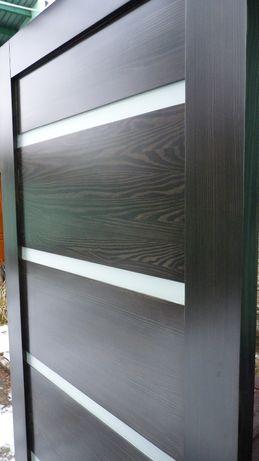 Изготавливаем межкомнатные деревянные двери не пленка