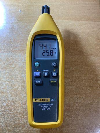 Fluke 971/Temperature,Humidity meter/Измеритель влажности/Температуры