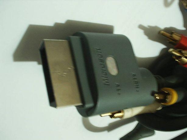 Kabel Xbox 360 HD AV