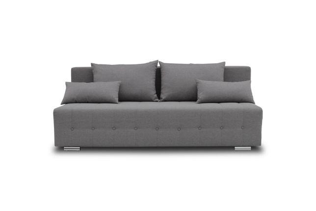 Sofa, kanapa rozkładana z funkcją spania Pojemnik na pościel PROMOCJA!