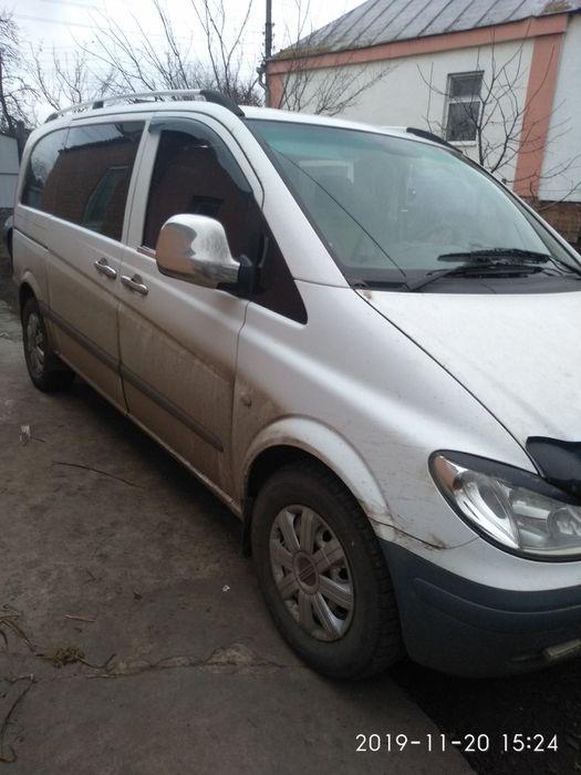 Mercedes Vito 115 Полтава - изображение 1