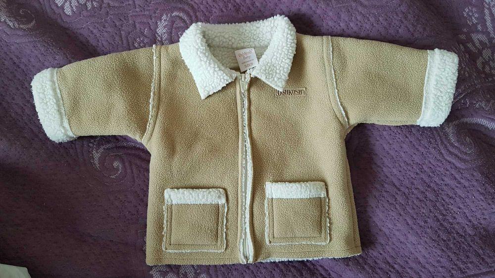 Kożuch, kożuszek dla niemowlaka Słupsk - image 1