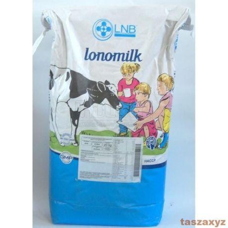 Mleko, mlekopan Lonomilk LnB od 3 tyg z siemieniem lnianym