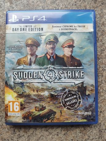 Sudden strike ps4