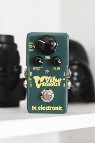 TC Electronic Viscous Vibe, efekt gitarowy