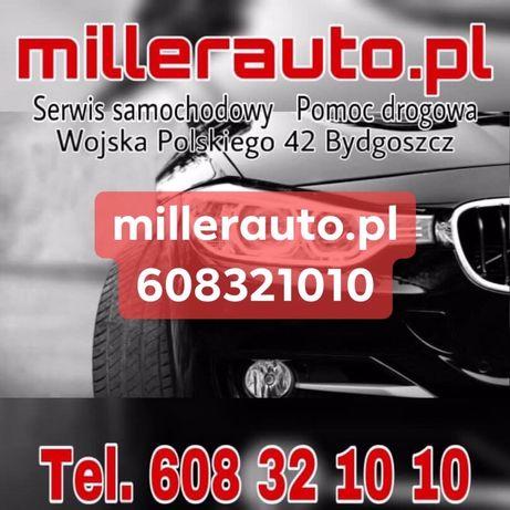 serwis samochodowy millerauto.pl Bydgoszcz warsztat mechanik naprawa