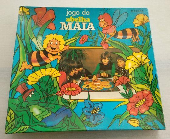 Jogo Majora Abelha Maia anos 70