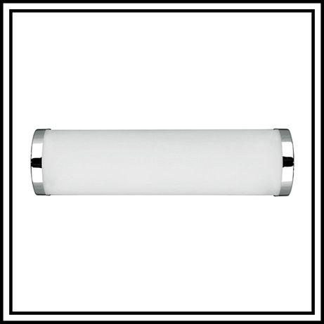 NOWY Plafon Kinkiet Chrom Łazienkowy E14 LED IP44 Łazienka WC Wysyłka