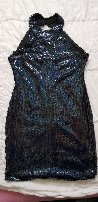 Sukienka cekiny mini Siedlce - image 1