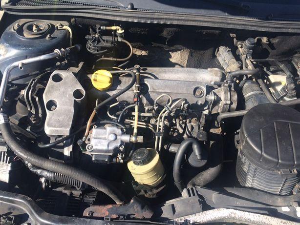 Двигатель Рено Лагуна 1.9DTI меган